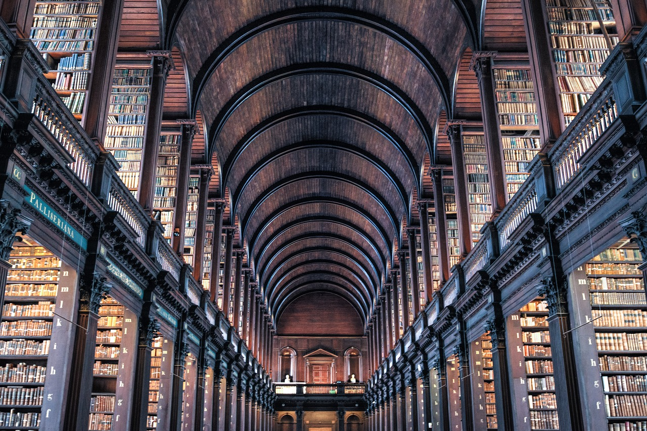 Trinity College Library -