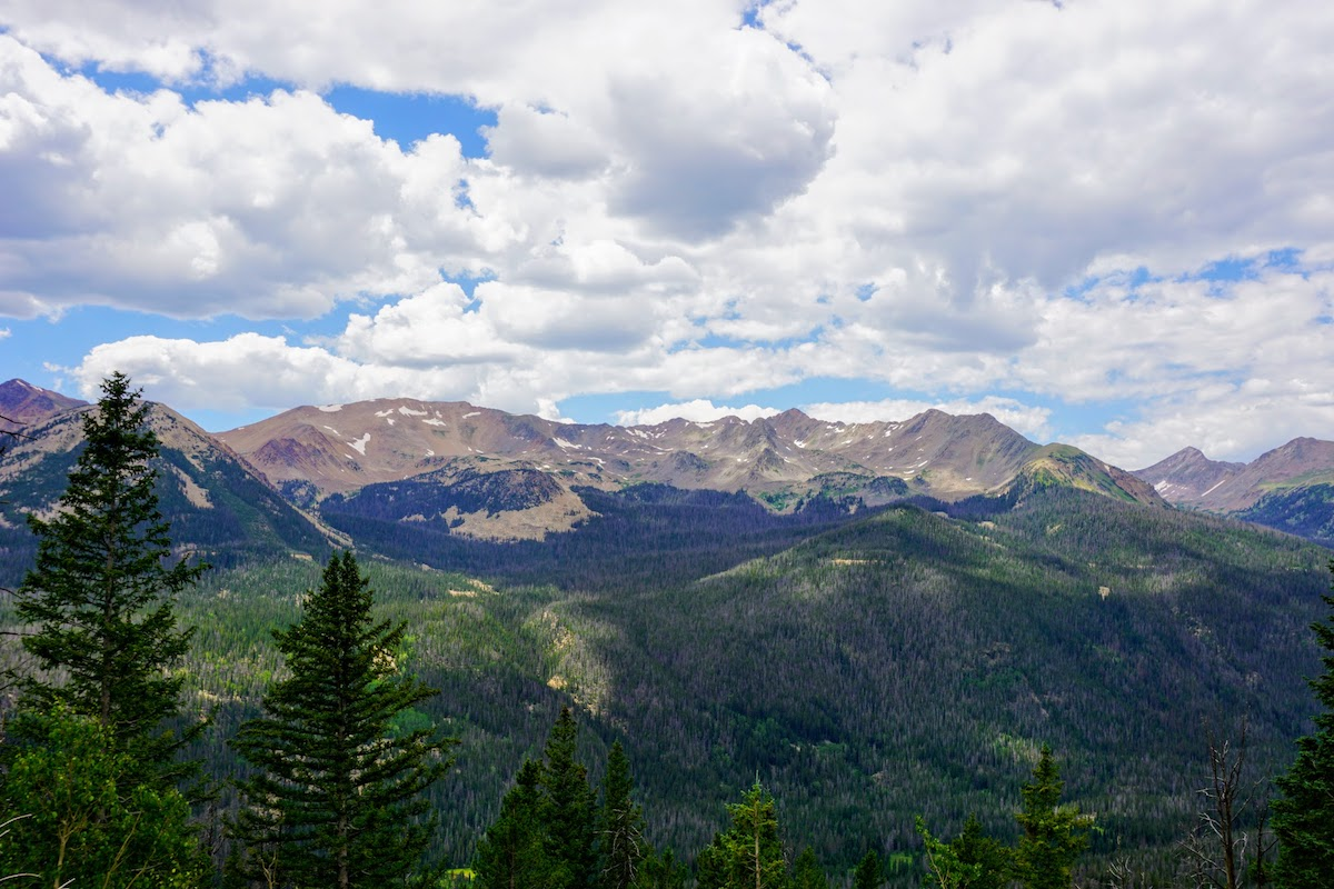 Rocky Mountain National Park is one of the most visited National parks in the United States, with more than 4.5 million visitors each year.