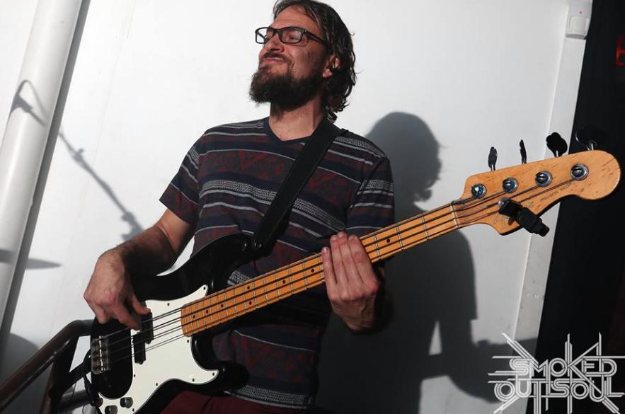 El Metate at Monarch - Steve LaBella - Bass Guitar