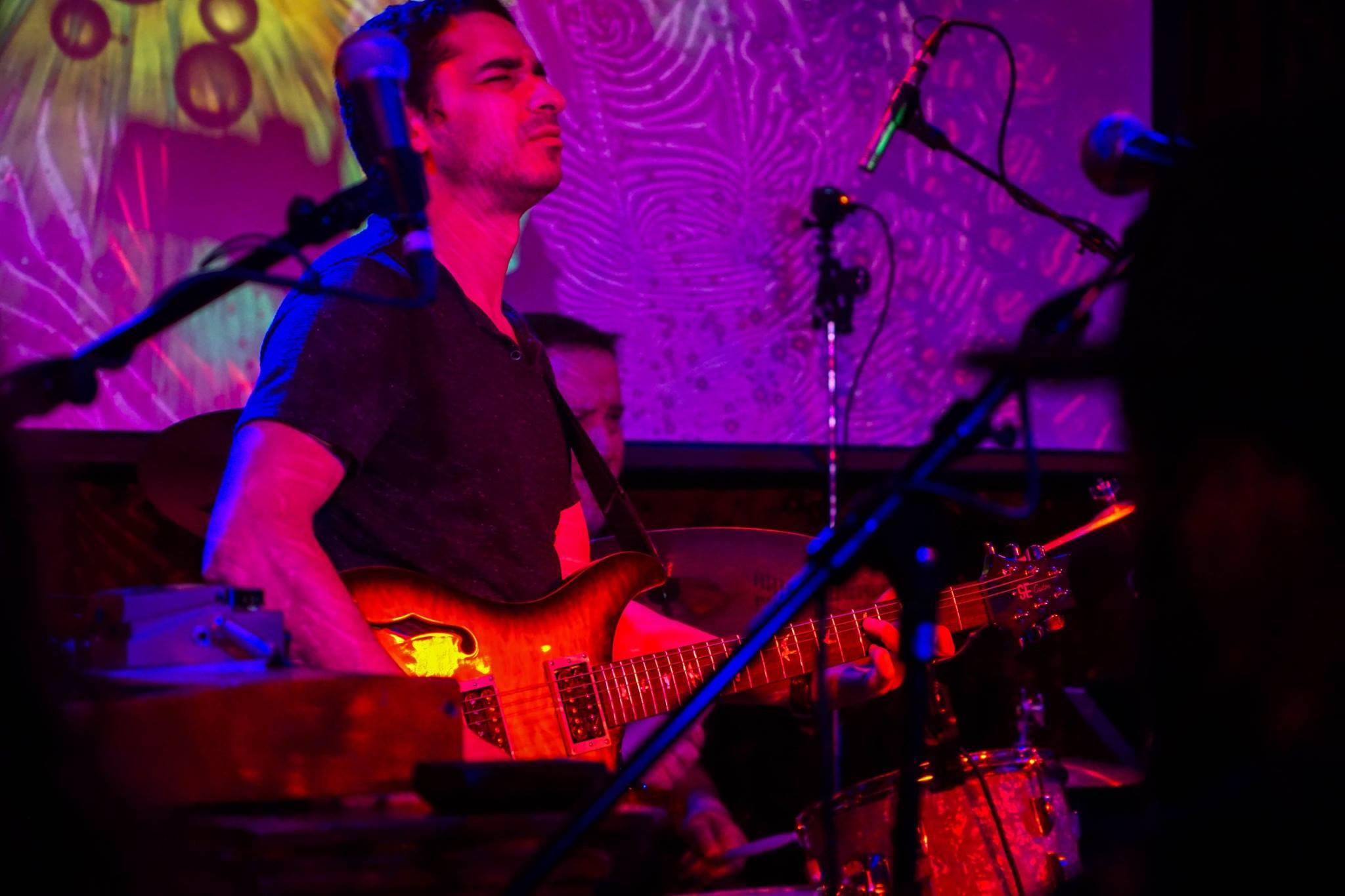 El Metate at Monarch - Daniel Aaronson - Guitar