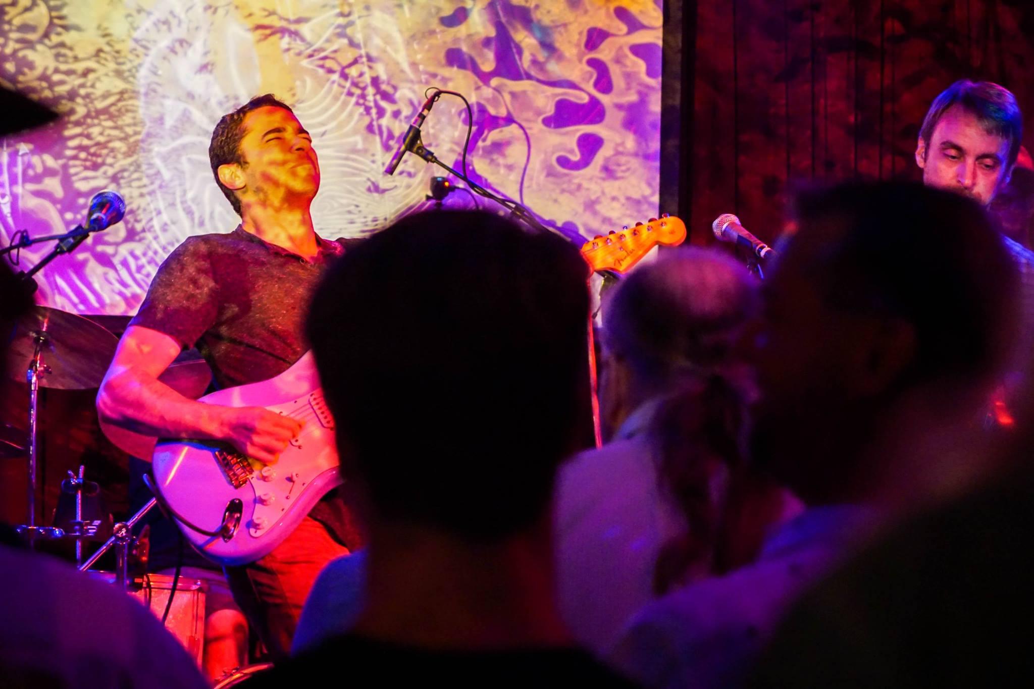 El Metate at Boom Boom Room - Daniel Aaronson - Guitar