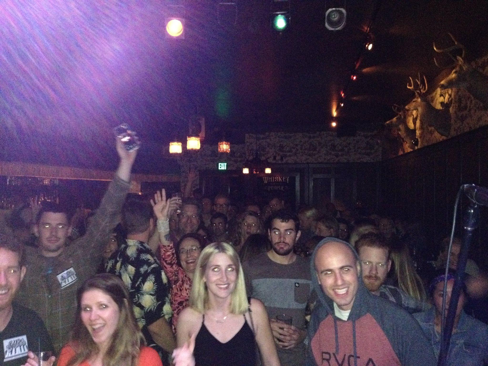 El Metate in San Diego - Audience