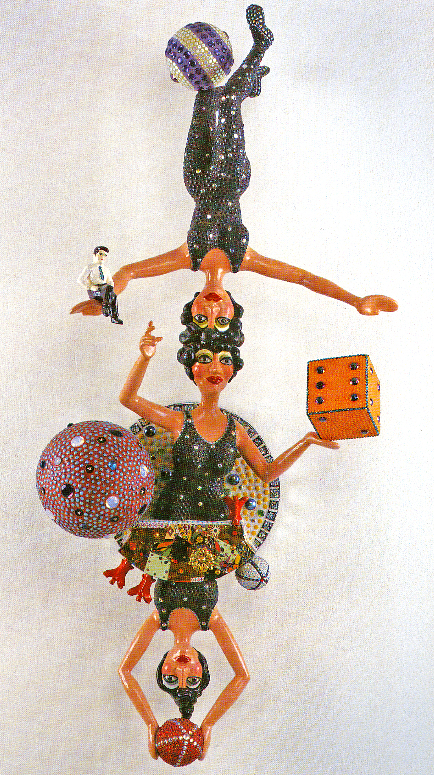 Three Jugglers, 2004