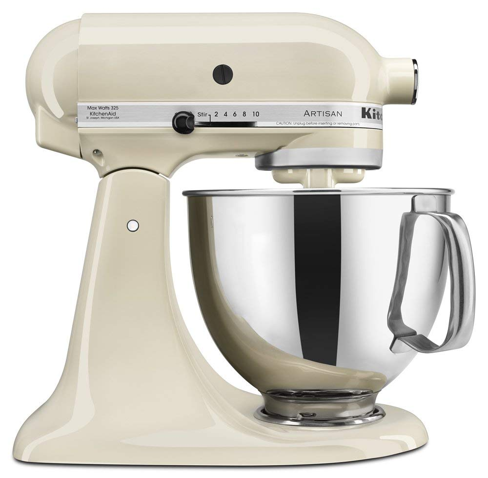 Cream Kitchenaid