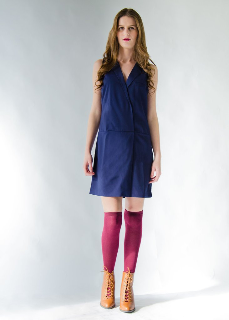 Wrap Mini Dress -  From Anny,  $24