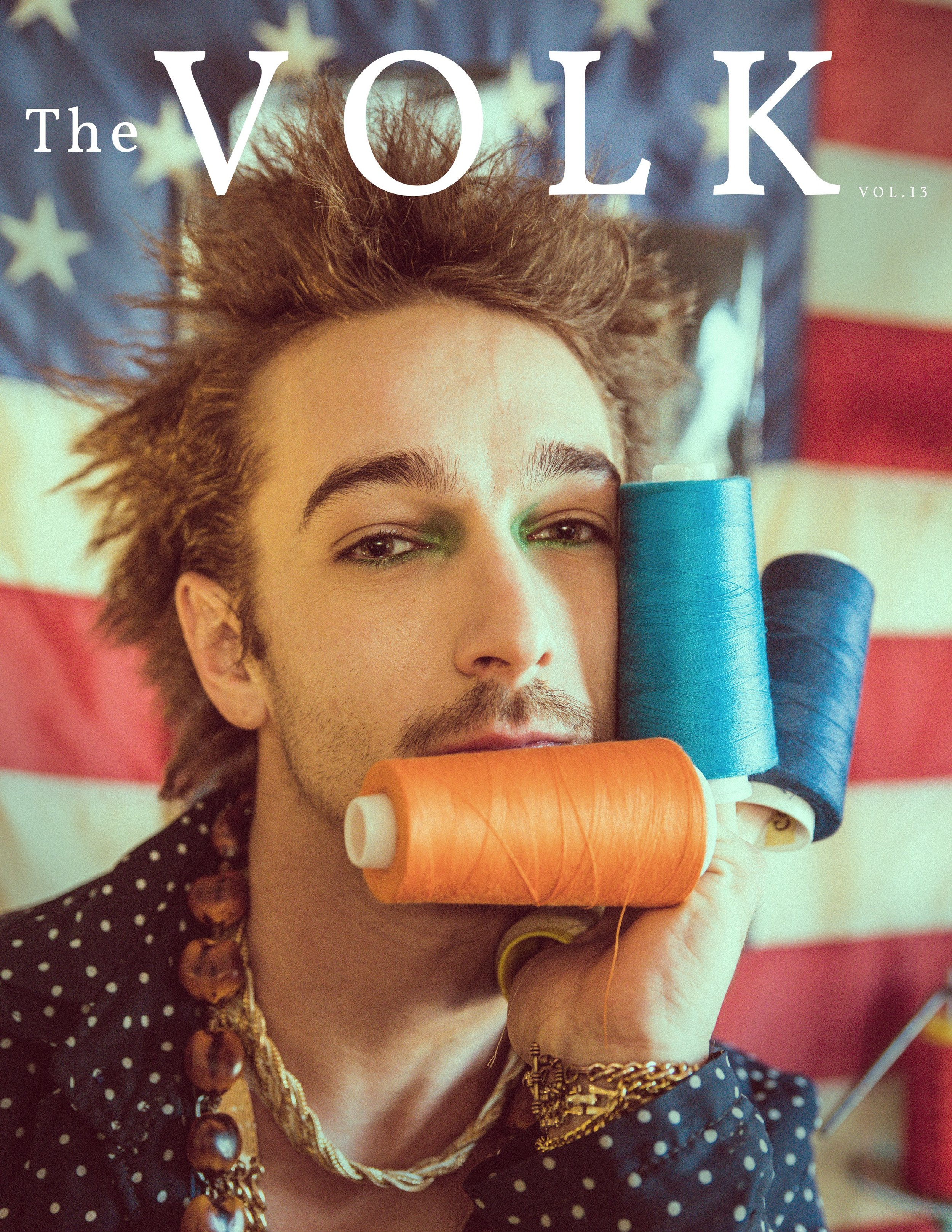 Available Now! - Cool, collective and extremely creative is what the summer of 2019 is looking like for The Volk. Featuring cover guy, Coty Schooley, owner and fashion designer of Coty Clothing Co, you are certain to vibe with the vibrant colors, unique patterns and out-of-the-box fashion throughout this issue.