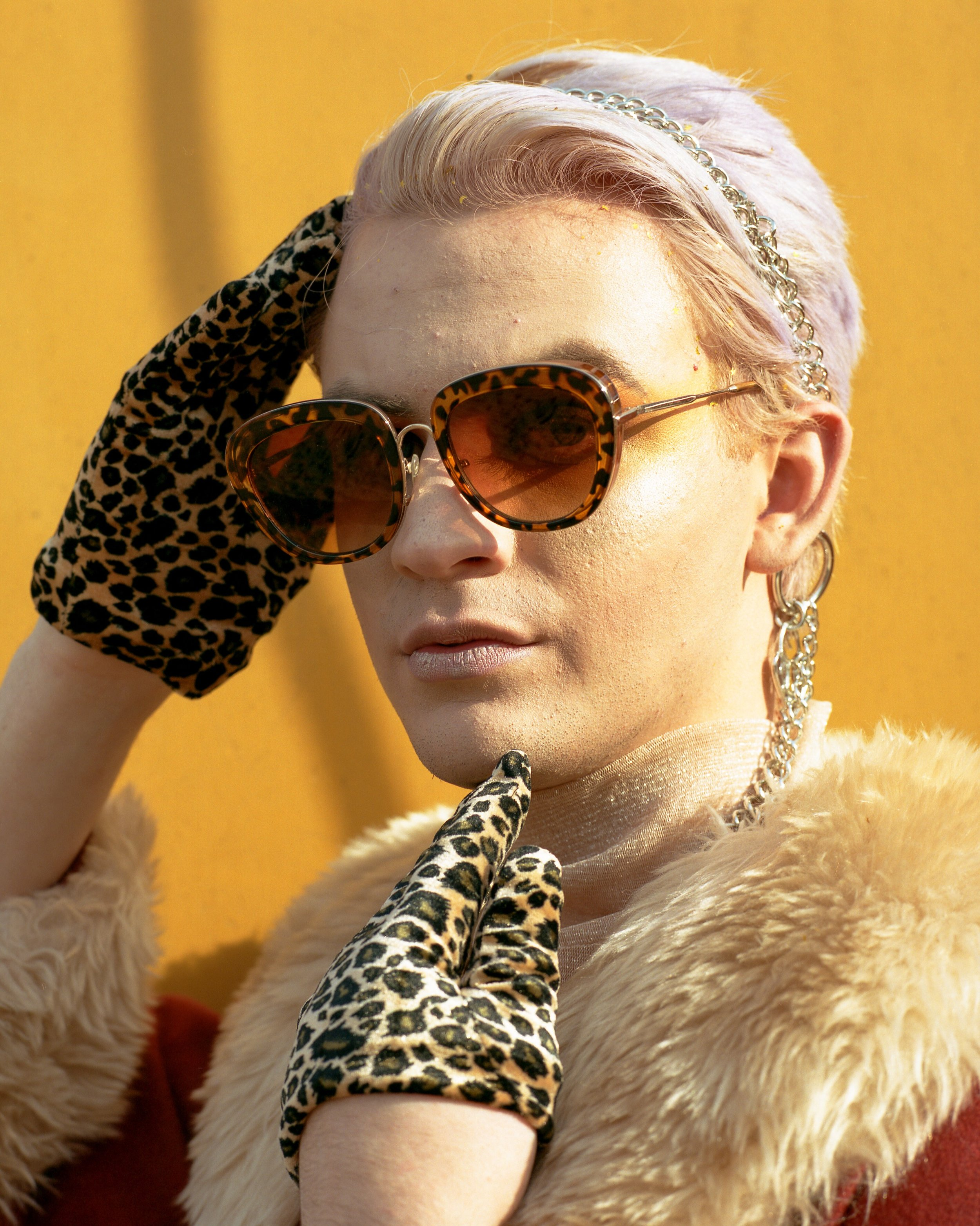 Cooper - @xcoopdeville //  Camera: Zach Thomas // Styling: Jalyn Rose