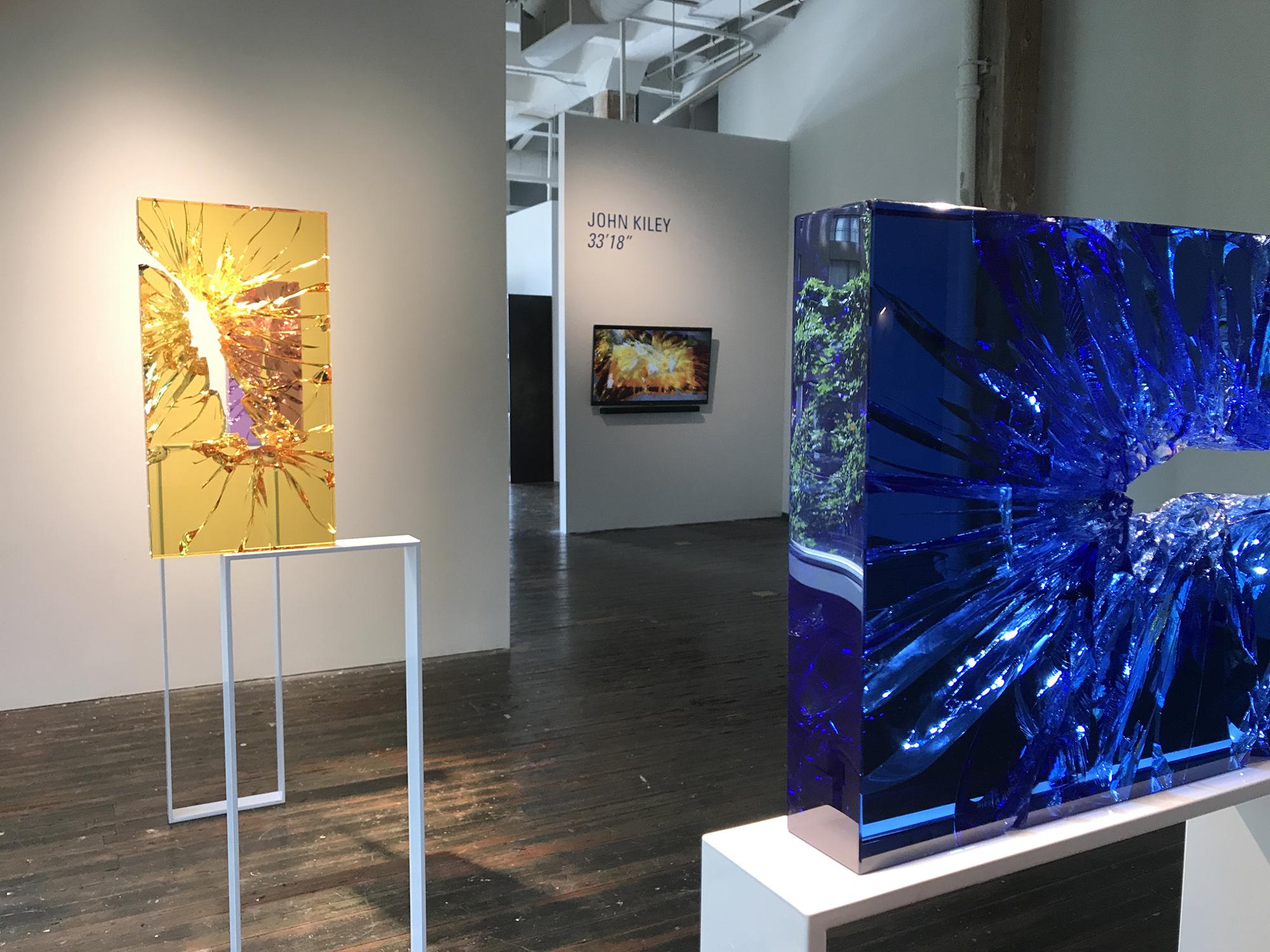 "Traver Gallery Exhibit 33'18"""