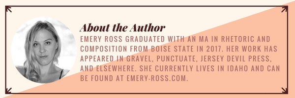 Emery Ross Author Template