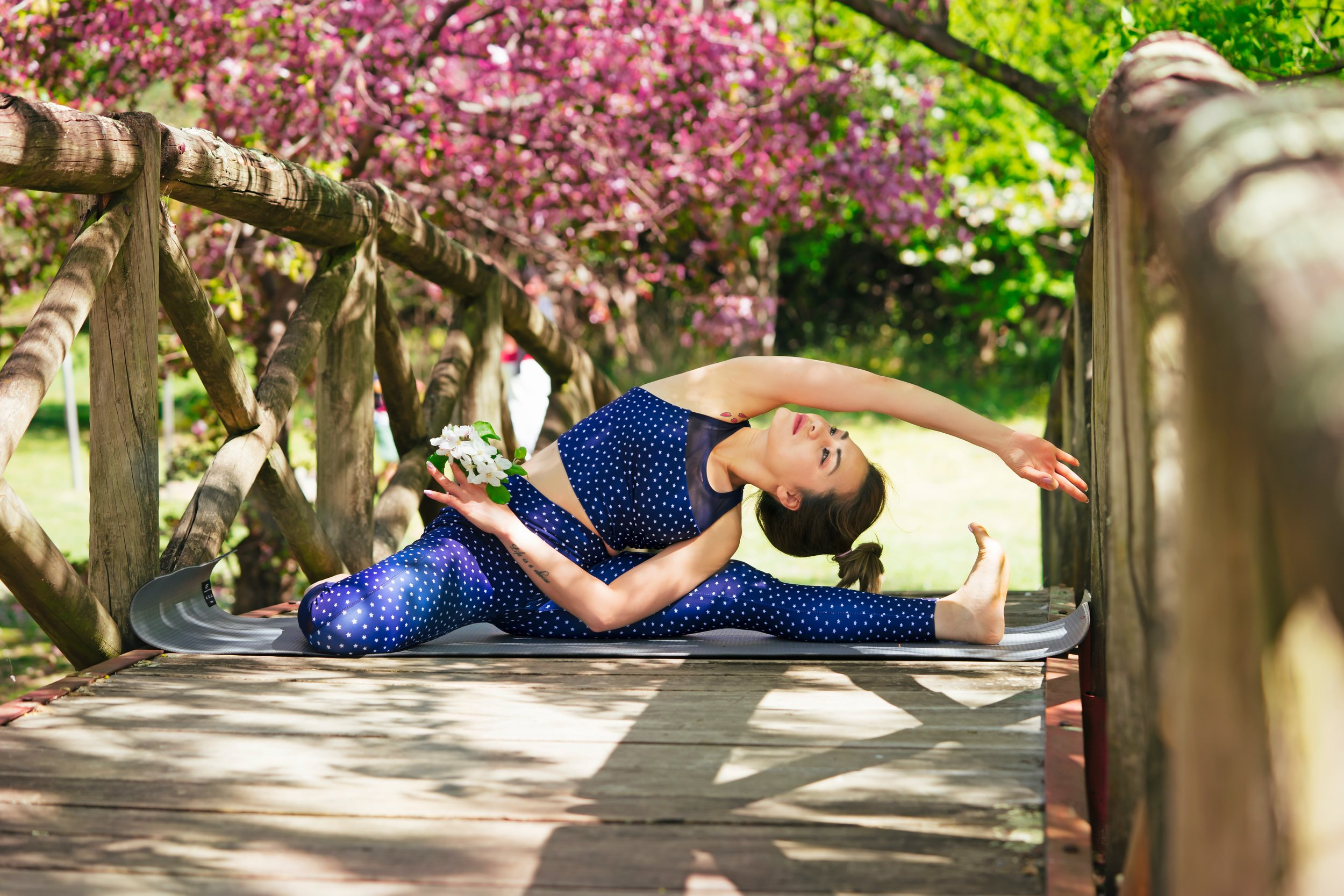 What My Yoga Instructor Taught Me About Writing // unreadstoriesclub.com