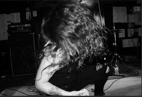 Always feels good to shake it up when times get dark. Exercise or exorcise. Fuck it 😈#deaandsaint live @thebluenotetampa 8.16.19 #buck #thrash #bandlife 📸: @krockcruz88 #headbang