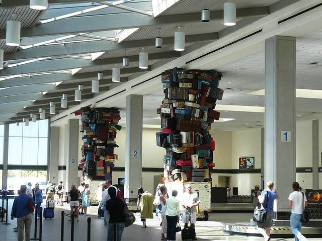 Sacramento International Airport Baggage Claim