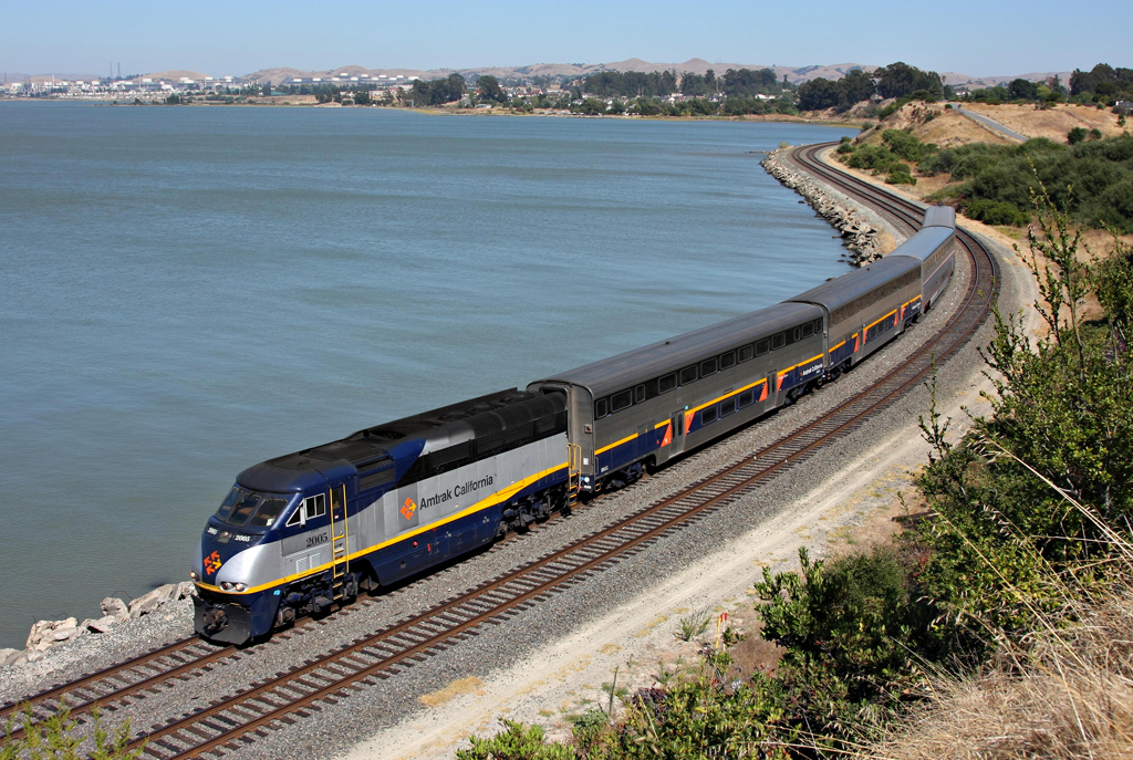 """ Capitol Corridor "" ( CC BY 2.0 ) by  chief_huddleston"