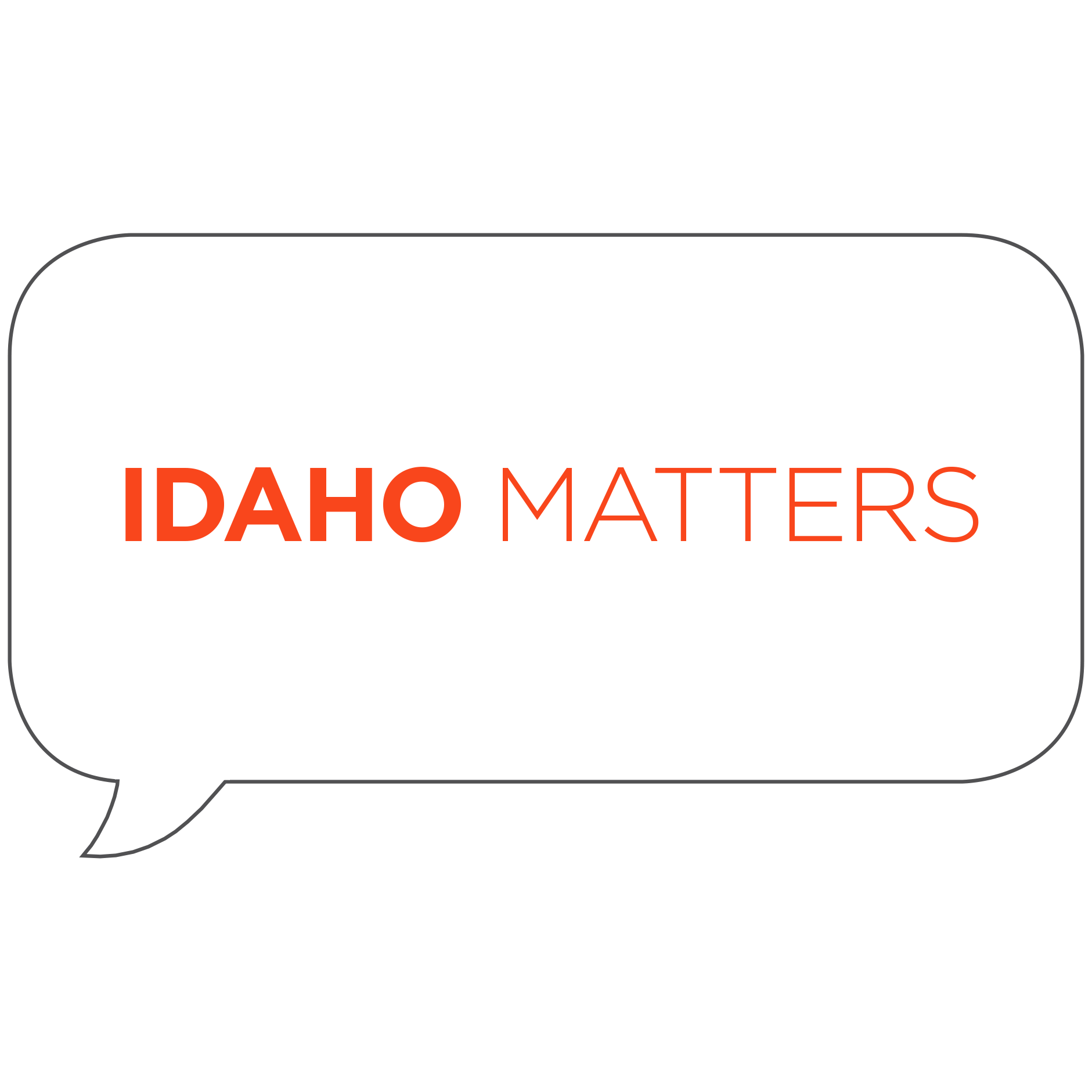 Idaho Matters - Idaho Mattersis the place on-air and online where folks with different views can talk with each other, exchange ideas, debate with respect and come away richer out of the experience.