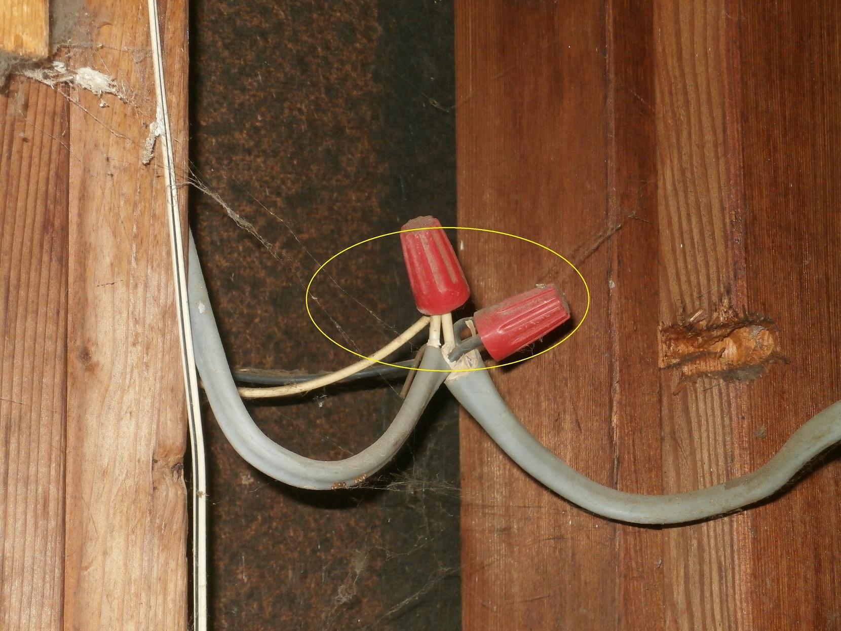 Open Wire Splice
