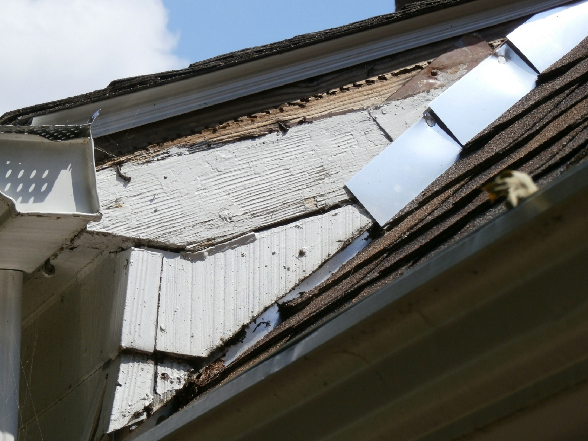 Roof to Wall Flashing