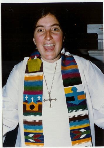 Ordination Yale Divinity School 1983