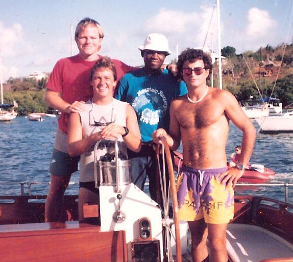 Sailboat Trip Crew