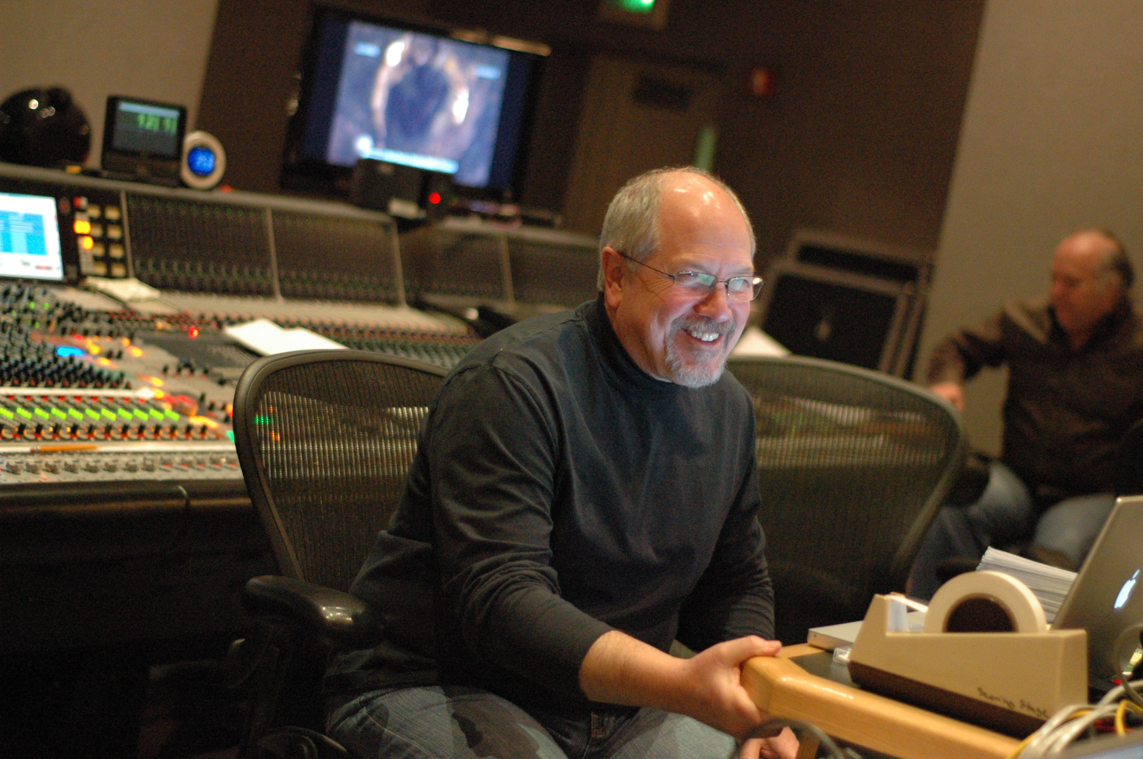 Alice in Wonderland Scoring Session (2010)