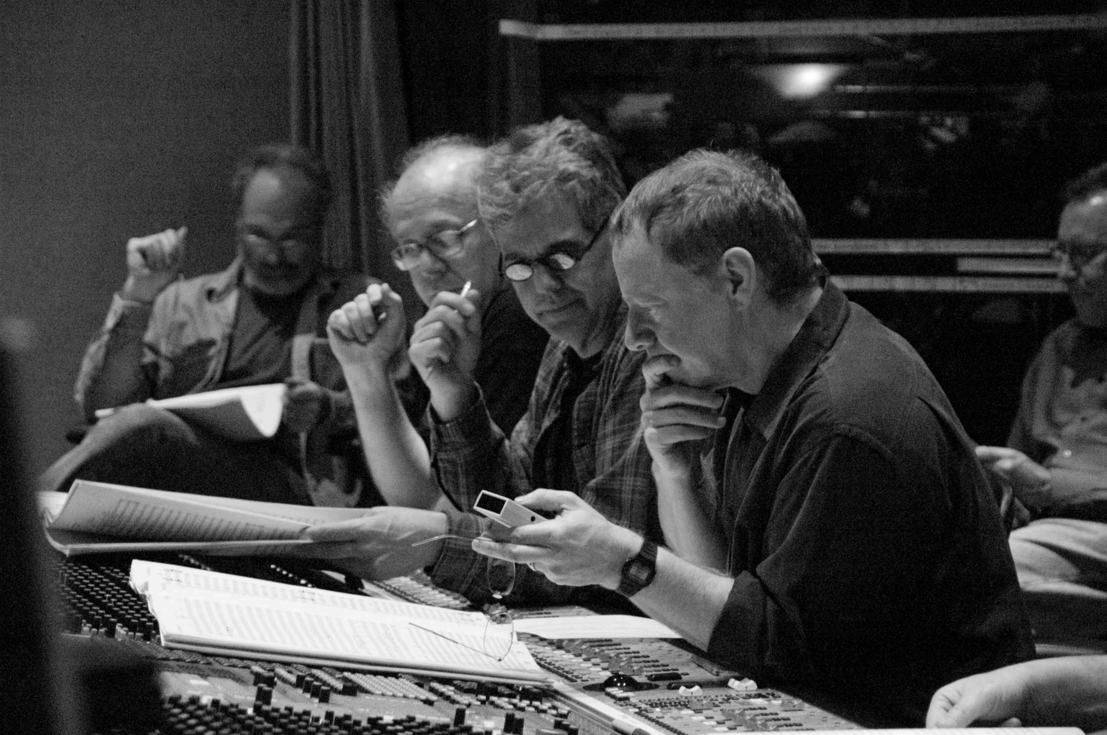 Meet the Robinsons Scoring Session (2006)