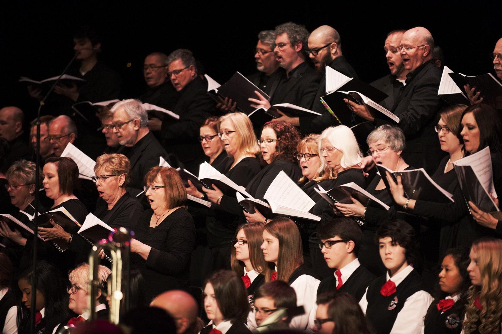 Kalamazoo Singers and Children's Chorus (2016)