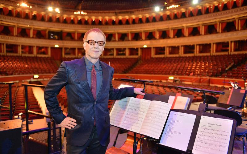 Danny at Royal Albert Hall