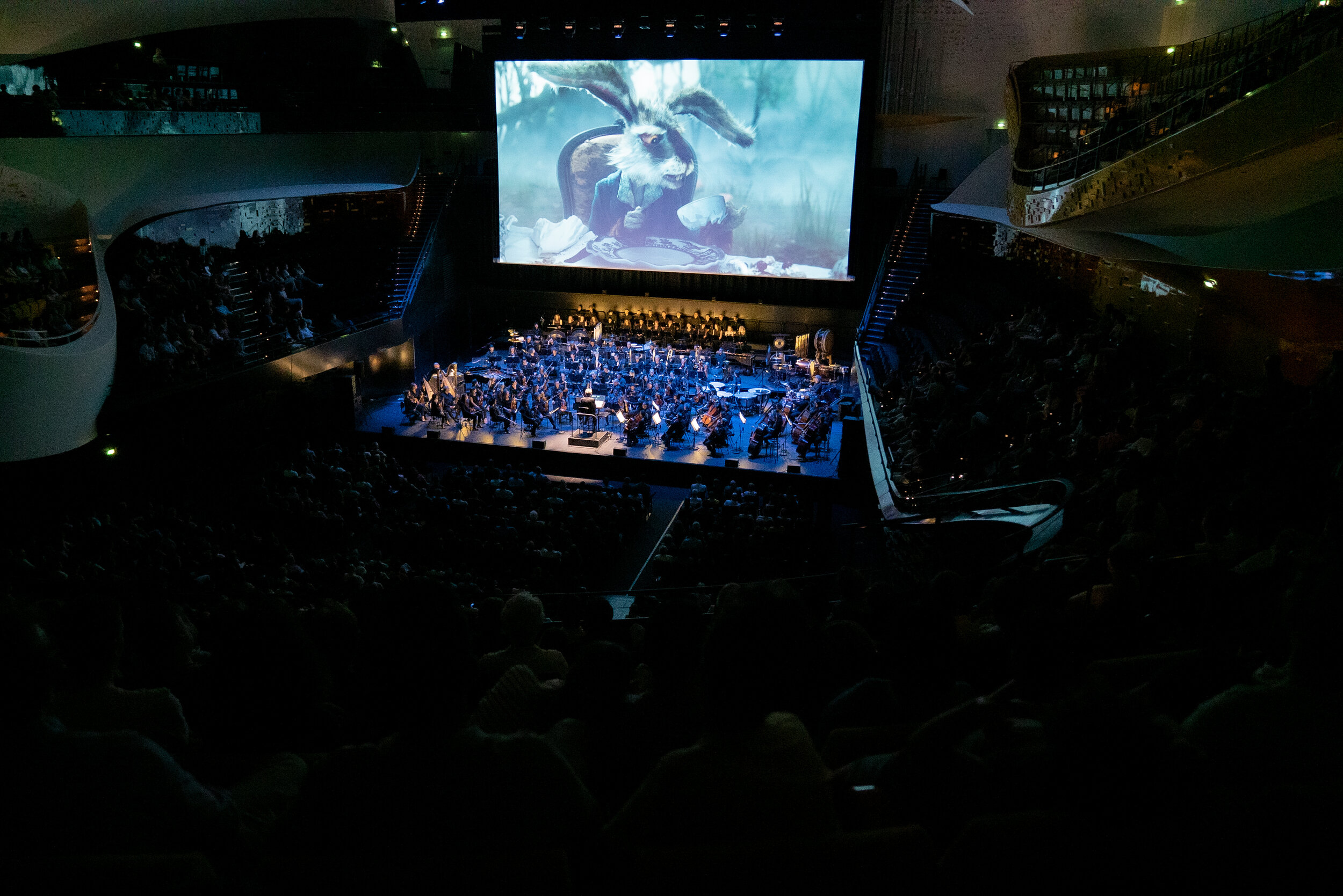 Philharmonie De Paris (2019)