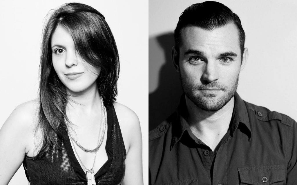 Lauren Ritter + Justin Marchacos
