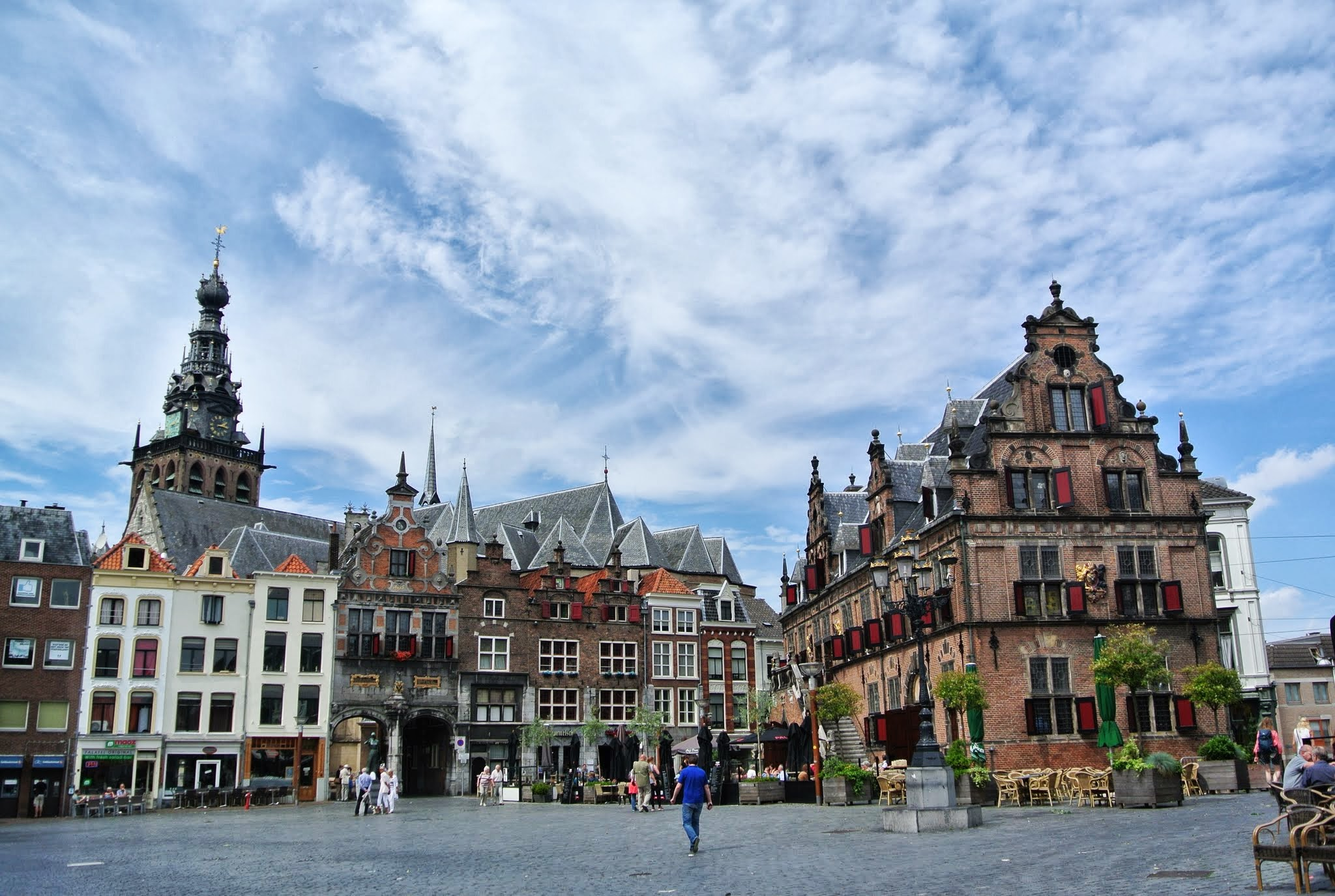 NETHERLANDS AND FLANDERS -