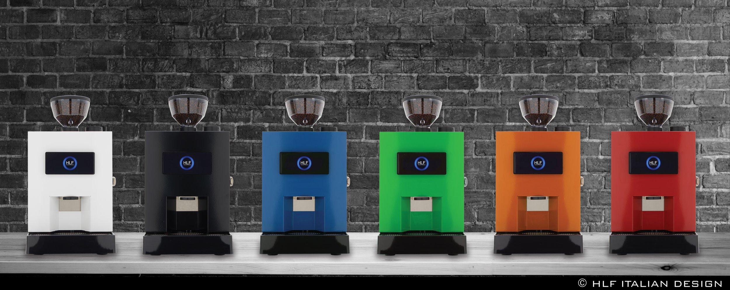 HLF Espresso Equipment