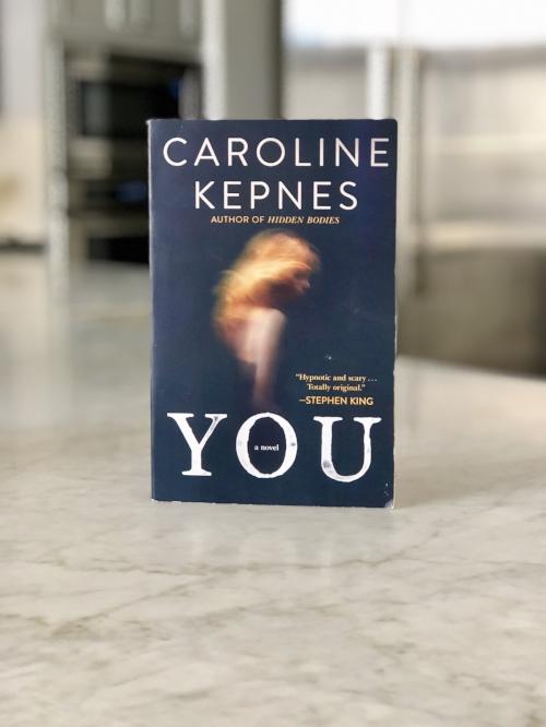 You Book Review Caroline Kepnes