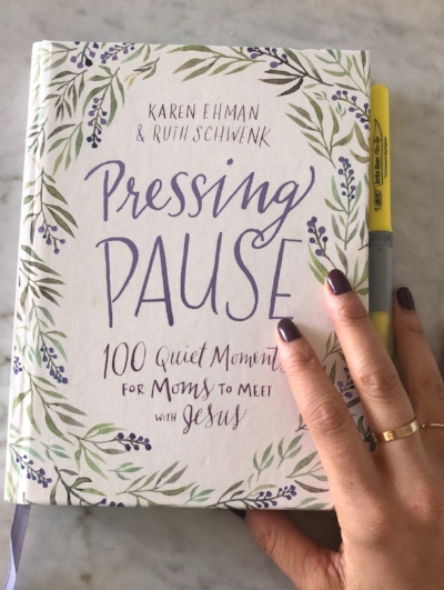 pressing pause ruth schwenk