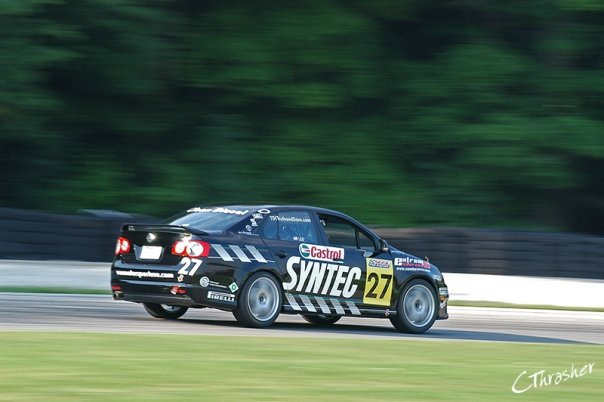 Volkswagen Jetta TDI Cup - Finished 2nd in the 2009 Drivers Championship