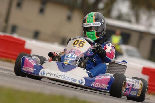 Karting - 2008 Florida Winter Tour Champion