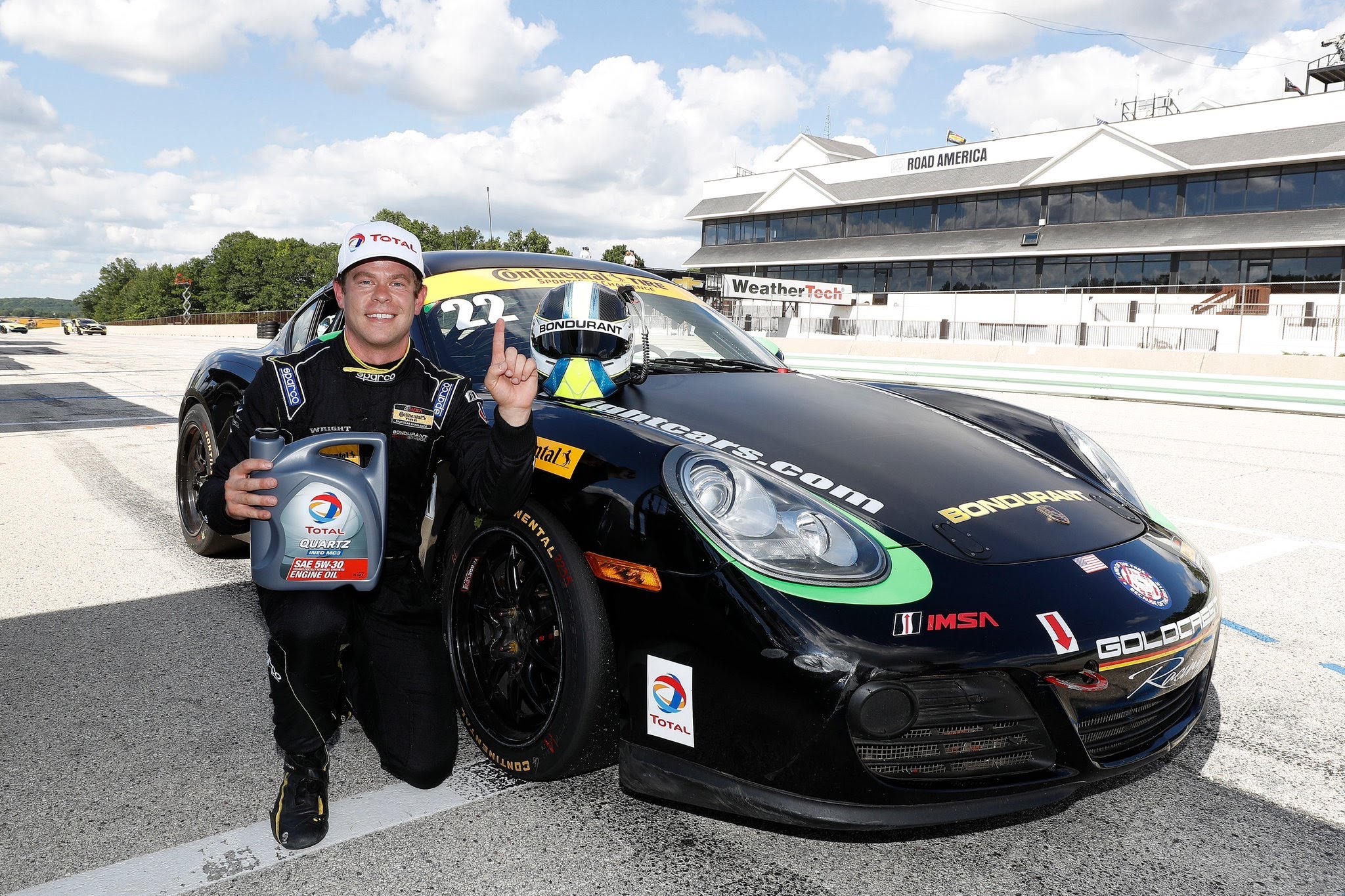 IMSA Continental Challenge Series - Competed in the ST and GS categories since 2011.