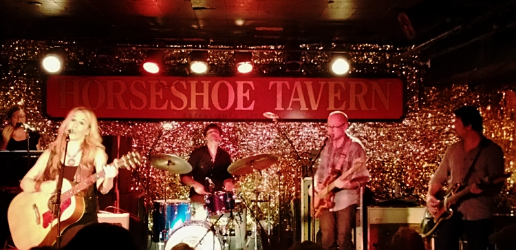 My photo of their 2015 performance at The Horseshoe (obviously). They played this impromptu gig the night after TURF and there were only about 50 people in attendance. They still put on a great show. Their playing is impeccable.