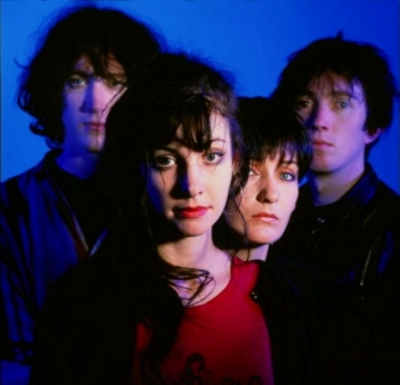 My Bloody Valentine with Bilinda Butcher & Debbie Googe
