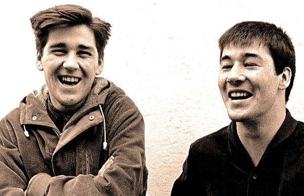 Gary Daly & Eddie Lundon