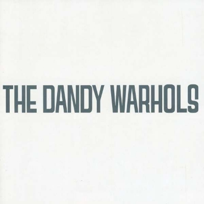 The simple album cover of  Dandys Rule OK , which drew my attention in Tower Records