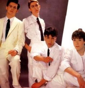 The original 1982-83 quartet