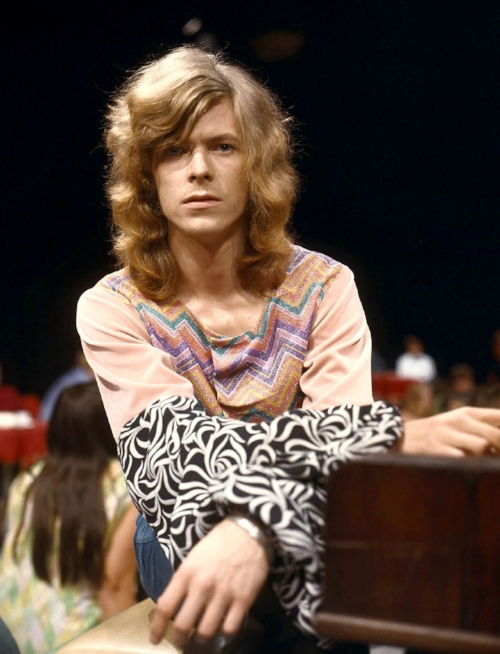 Bowie in 1970
