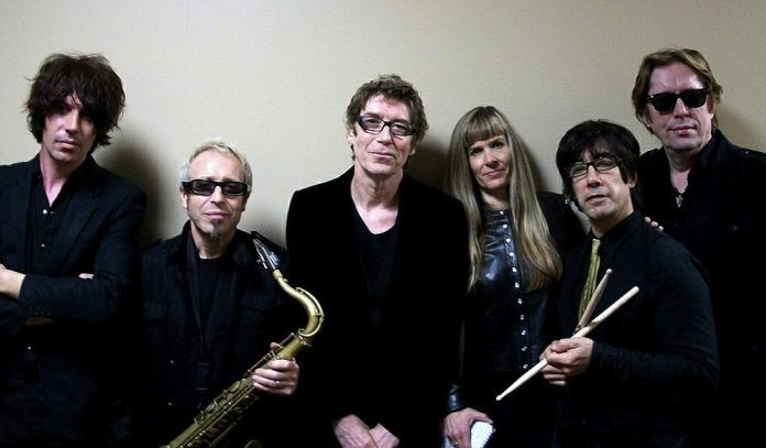 The Psychedelic Furs in recent times