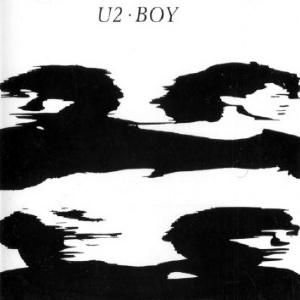 The  Boy album  cover in North America