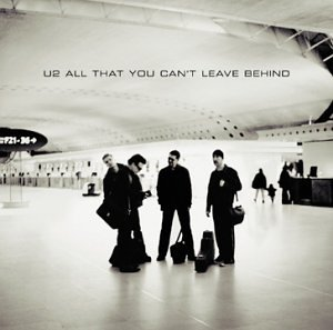 Another Corbijn shot for the cover, taken in the departure lounge of Charles de Gaulle airport in Paris.