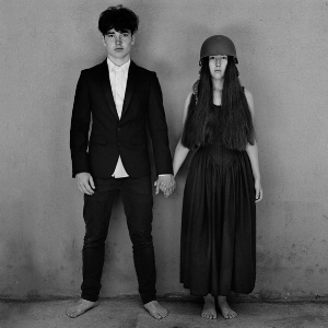 The  Songs of Experience  artwork is an Anton Corbijn picture of Bono's son, Eli, and The Edge's daughter, Sian.