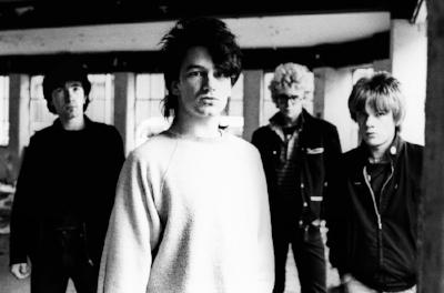 The Edge, Bono, Adam Clayton, and Larry Mullen Jr.