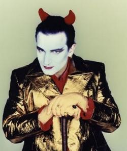 Bono as MacPhisto