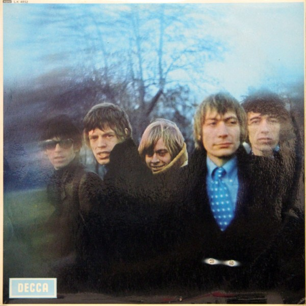 Between the Buttons album cover