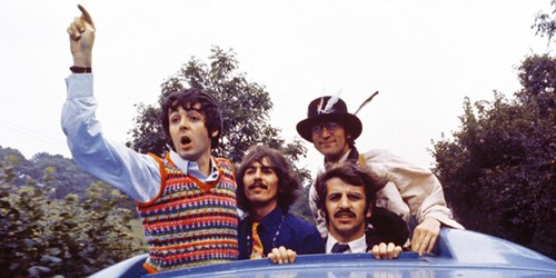 Magical Mystery Tour, the movie