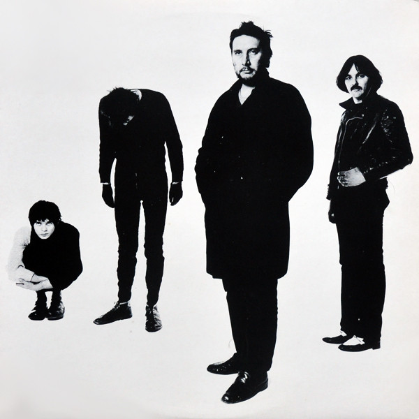 The  Black and White  album cover